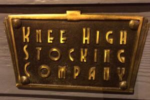 knee high stocking company