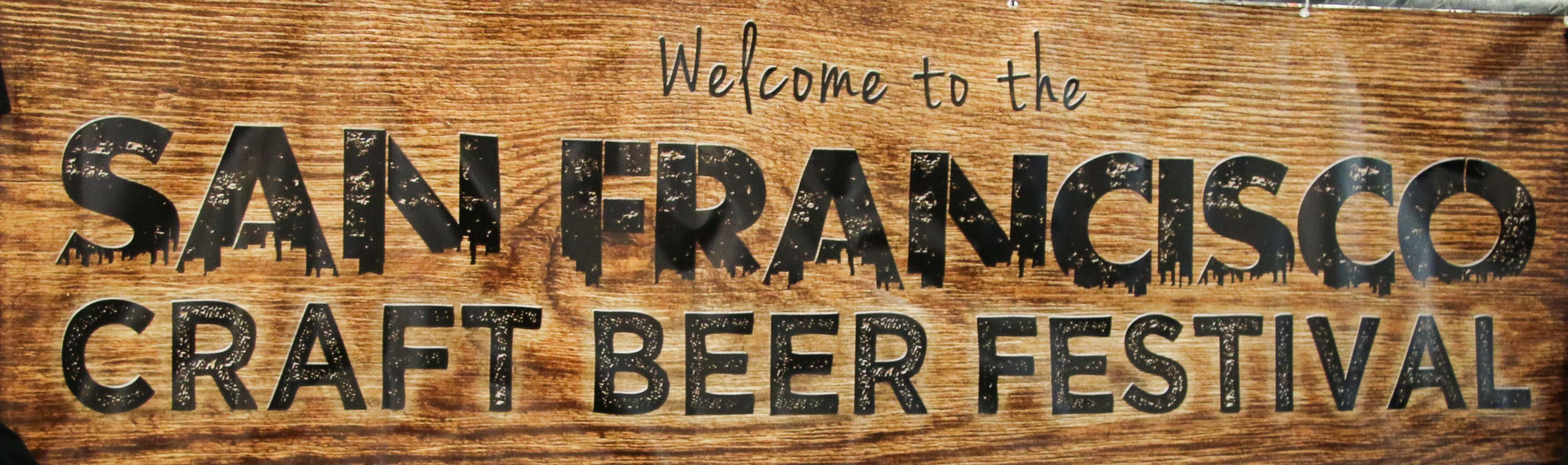 San Francisco craft beer festival